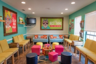 bellmead smiles waiting room for kids